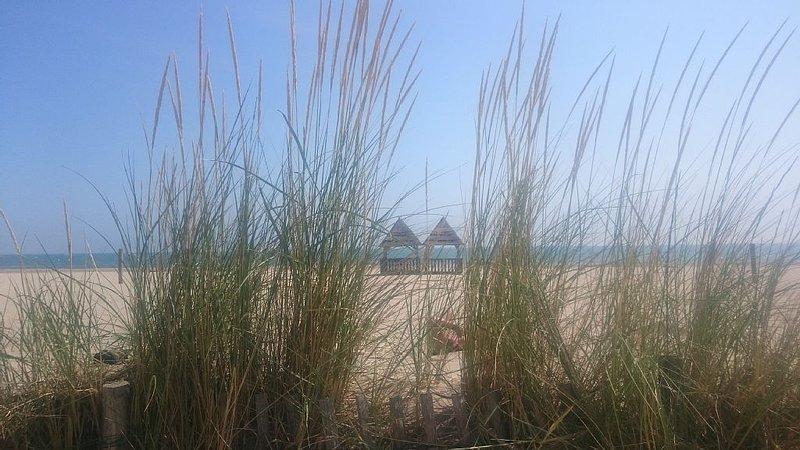 La plage de La Grande Motte