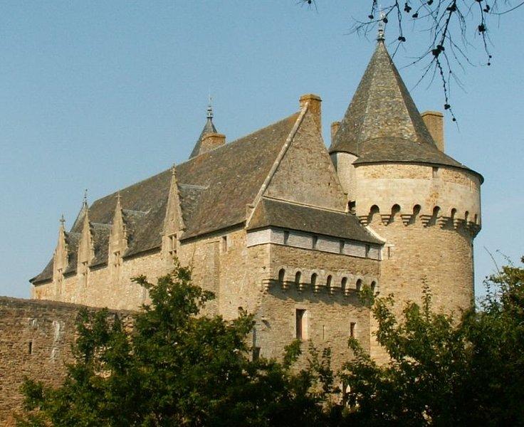 Château de Suscinio.