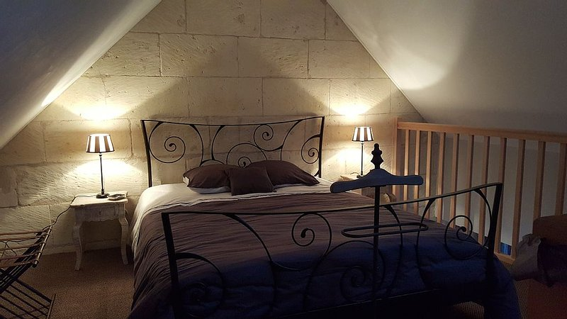 The Grange of the Cher valley, vacation rental in Loir-et-Cher