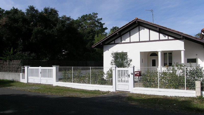 Maison  de vacances estivales pour 4/5 personnes., location de vacances à Labenne