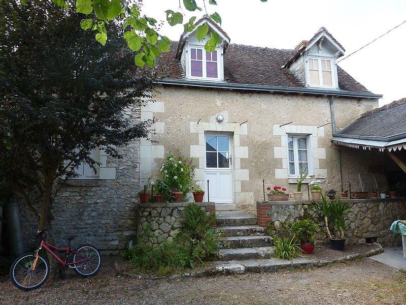 gîte rural au coeur des châteaux de la loire, alquiler vacacional en La Croix-en-Touraine