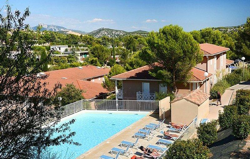 Résidence Debussy à Carnoux, holiday rental in Carnoux-en-Provence