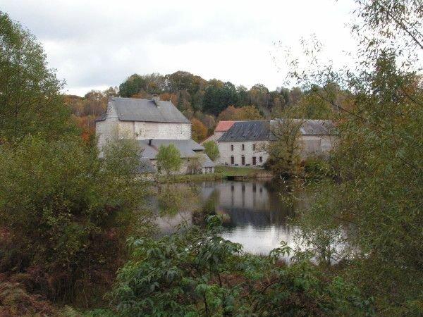 Gîte 9 personnes sur domaine de 43 hectares avec un étang poissonneux de 3 ha, holiday rental in Felletin