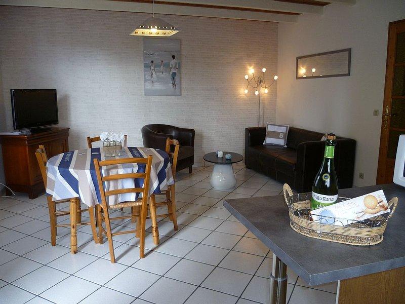 Maison de location en bord de mer - Loguivy de la Mer, holiday rental in Lezardrieux