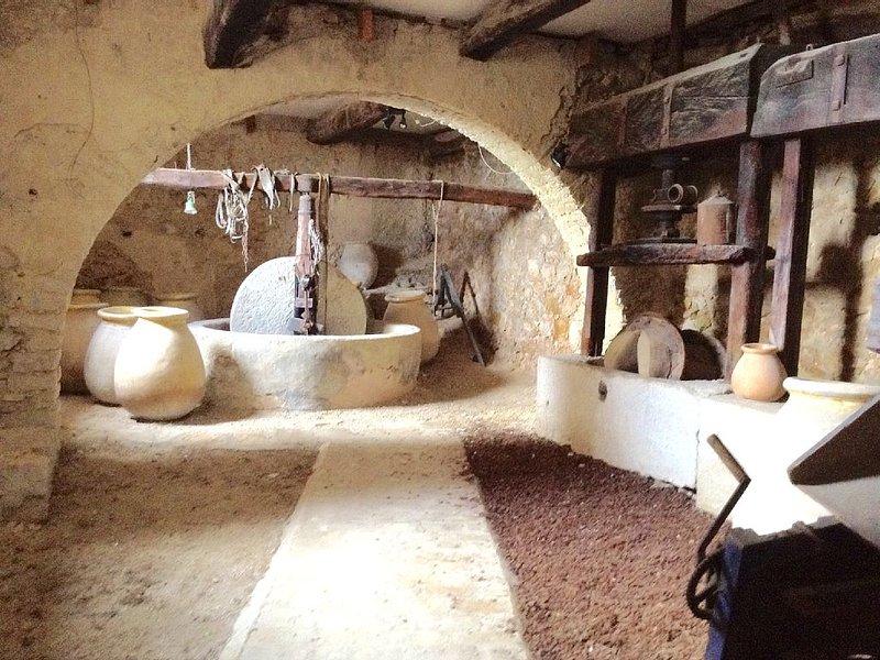 Maison de caractère, ancien monastère, un havre de paix parmi les orangers..., holiday rental in La Gaude