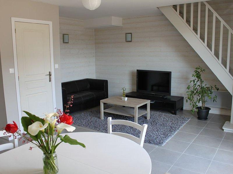 Maison Proche St Malo & Dinard, holiday rental in La Vicomte-sur-Rance