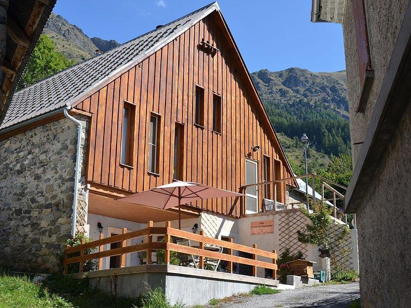 Gîte de charme  en montagne, aluguéis de temporada em La Motte-en-Champsaur