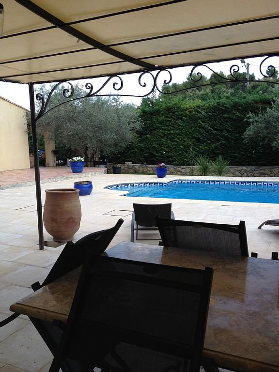 space for holidaymakers, private pool
