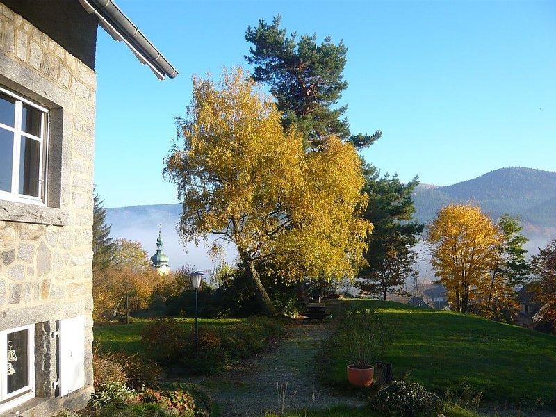 Maison de famille(s) du Mittelberg - 2 à 8 pers., holiday rental in Sondernach