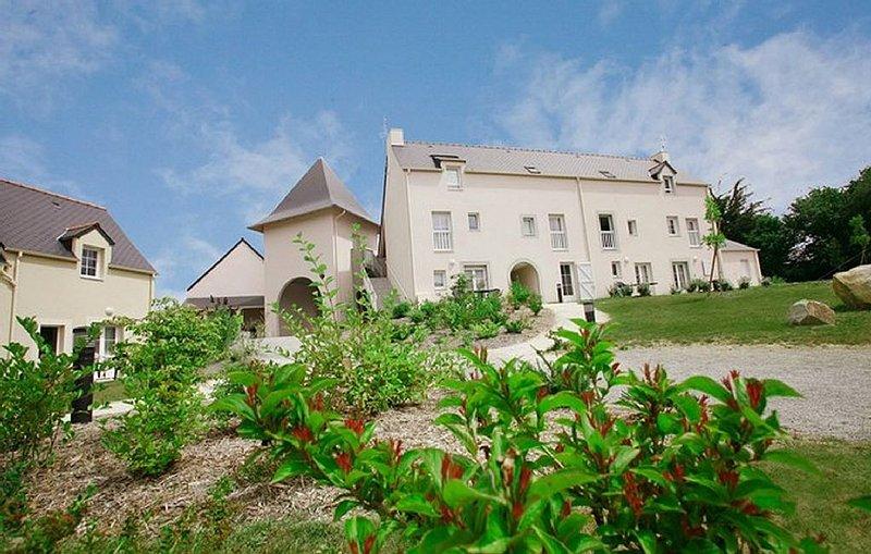 Résidence Domaine de l'Emeraude au Tronchet (Pays de Saint Malo), holiday rental in Meillac