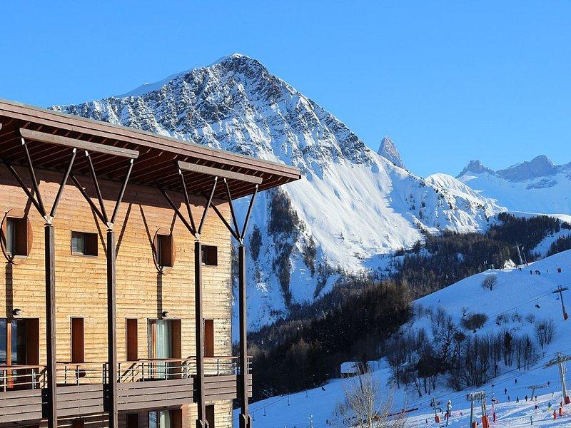 The Corbier- ski rental - Apt comfortable 6P Ski feet, holiday rental in Villarembert