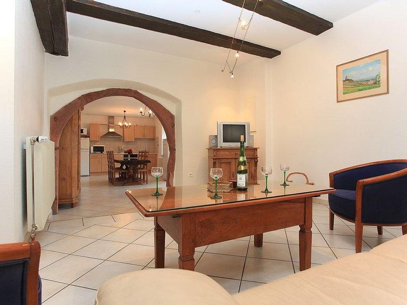 GRAND DUPLEX avec terrasse, 2 SDB et  2 WC VACANCES ENSEMBLE TOUT CONORT, holiday rental in Trois-Epis