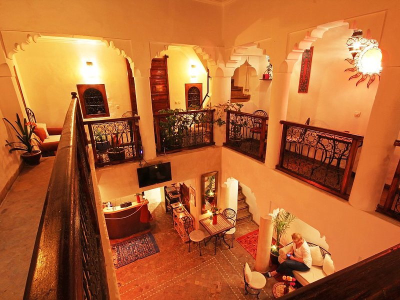 RIAD DAR SABA EN EXCLUSIVITE - MAISON D'HÔTES DE 6 CHAMBRES, vacation rental in Marrakech