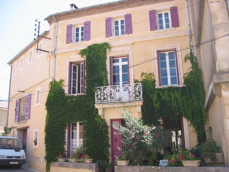 Luna Sol gîte de vacances avec charme, vakantiewoning in Saint-Andre-de-Roquelongue