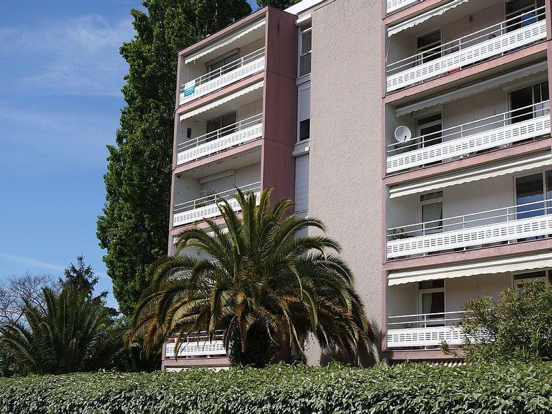Arcachon apartment 70 m2 near the marina and pool, location de vacances à La Teste-de-Buch