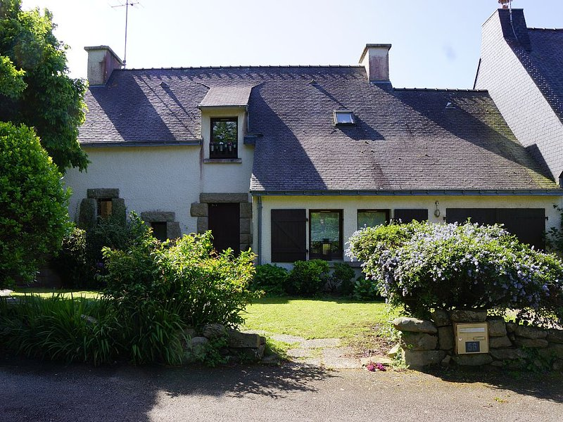 Idéal pour famille - Sympathique Maison avec jardin - 6p  - proche plage, casa vacanza a Gavres