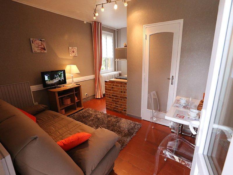 Gite Sologne à Salbris studio MARINE, casa vacanza a Nouan-le-Fuzelier