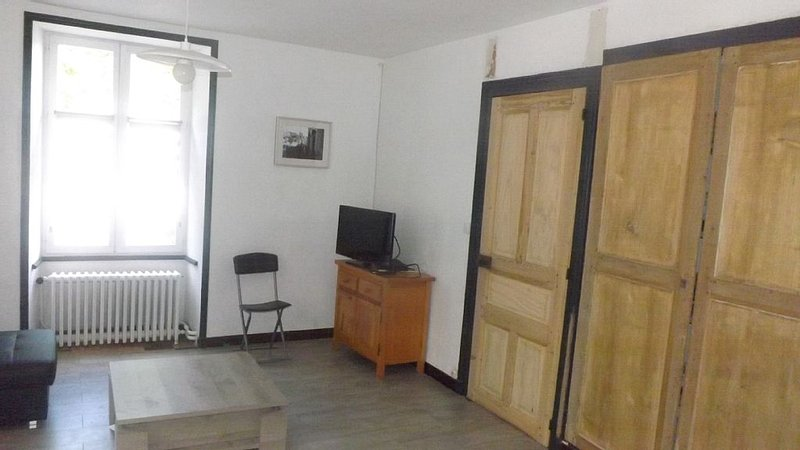 Vue appartement d'une partie du  salon