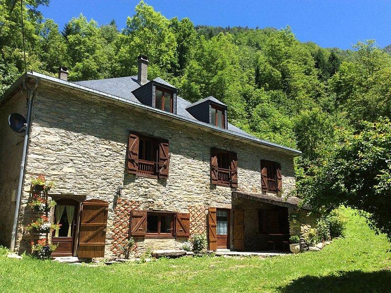 Gîte de montagne dans les Pyrénées, holiday rental in Guzet Neige