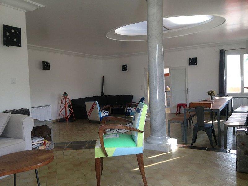 Maison Familiale à l'Ile d'Yeu (15 personnes), vakantiewoning in Ile d'Yeu