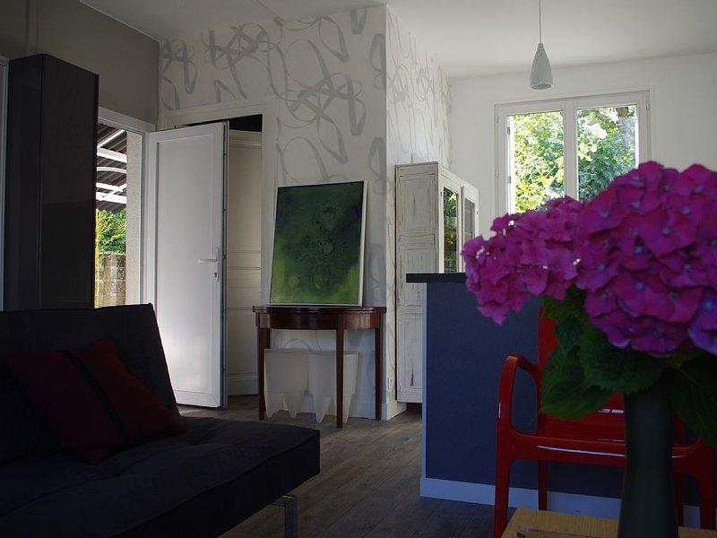 LA MAISON D'A COTE - GITE DE CHARME A NANTES, vacation rental in Nantes