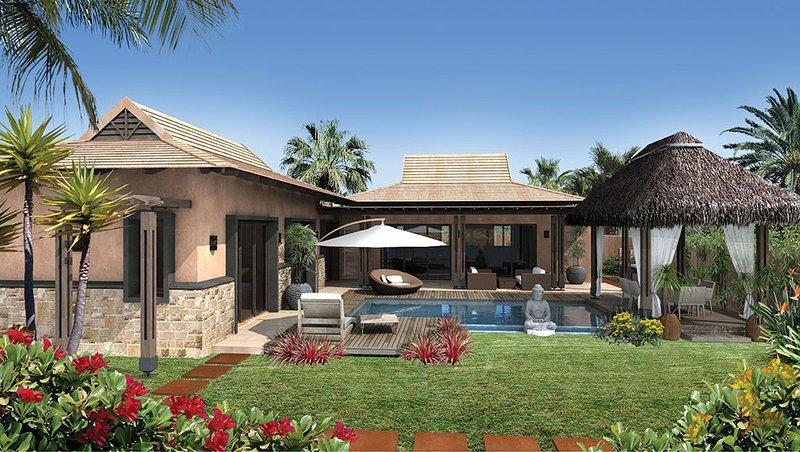 Villa Amarillys N°14, location de vacances à Cap Malheureux