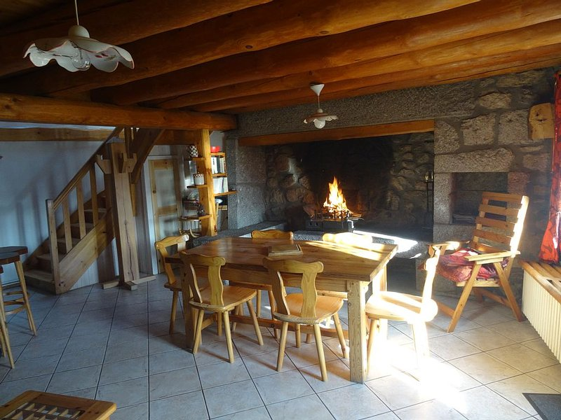 Maison type campagnard, holiday rental in Lozere