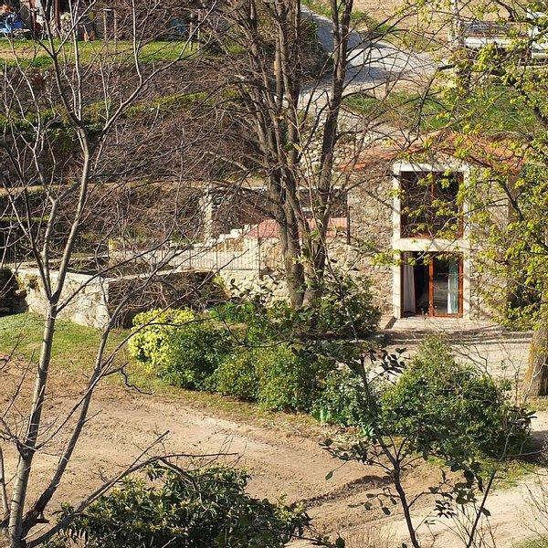 Gite pour 2 personnes à Mandagout en Cévennes., holiday rental in Valleraugue