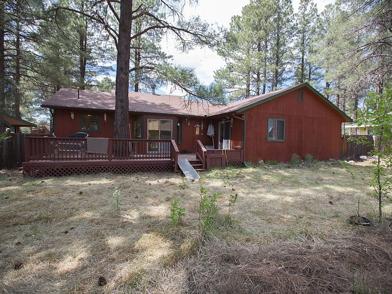 Flagstaff Comfortable  Pet Friendly House In The Pines, location de vacances à Kachina Village