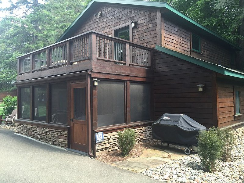 Lower Whitefish guest house in Crosslake, holiday rental in Pine River