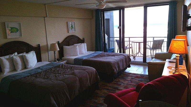 Oceanfront on Daytona Beach!, vacation rental in Daytona Beach Shores