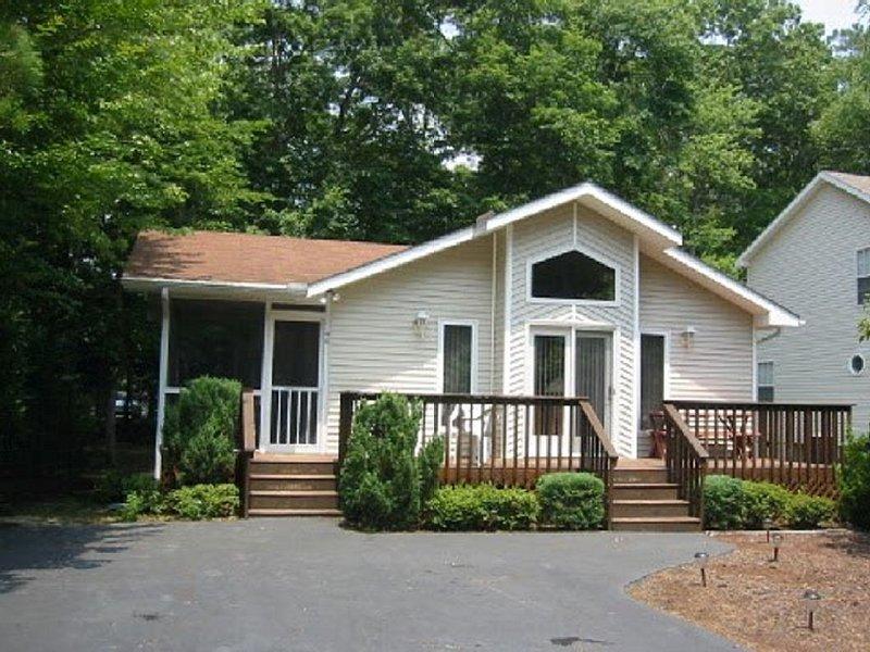 Ocean Pines Cottage