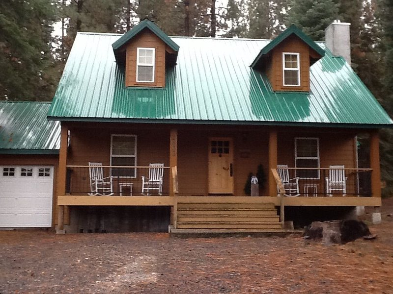 Little Cabin in the Woods, holiday rental in Prattville