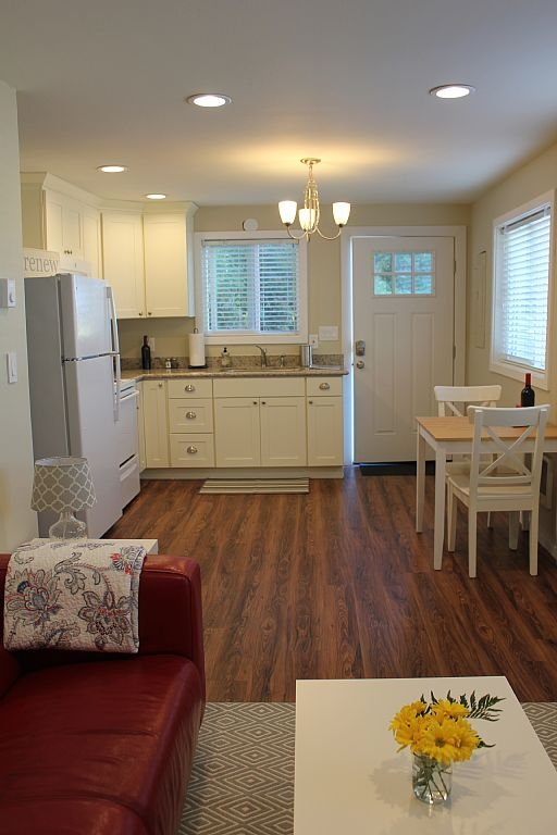 Quaint, cozy and newly remodeled.