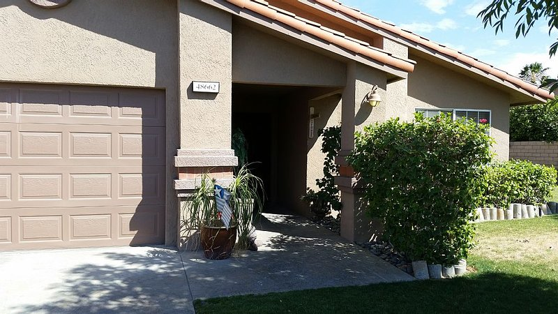 Stagecoach 2019. Indian Palms Country Club!!!!   Walking distance RENT ME!!, holiday rental in Coachella
