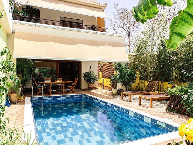 Beautiful, Tropical, Private Villa, vacation rental in Varkiza