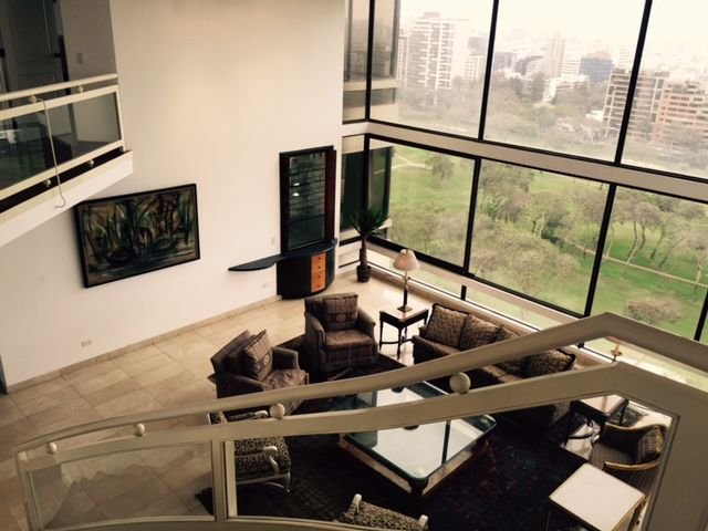 Breathtaking Penthouse, San Isidro, holiday rental in Lince