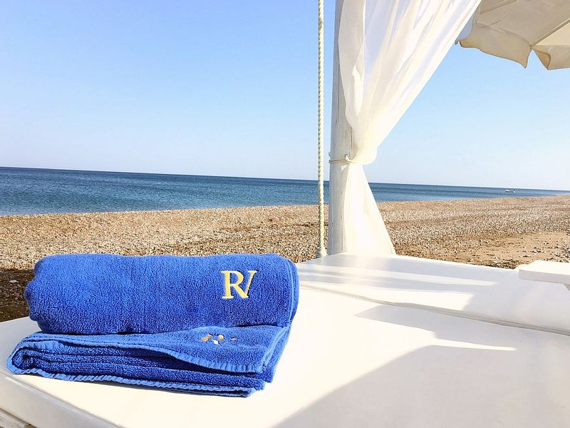 Rhodes Villa is a Luxury Family Villa on the Beach, casa vacanza a Lachania