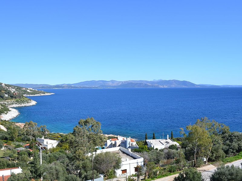 apartment with great seaview, holiday rental in Schinias