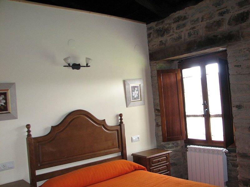 Apartamento 3 Casa da Bastida, casa vacanza a Cervantes