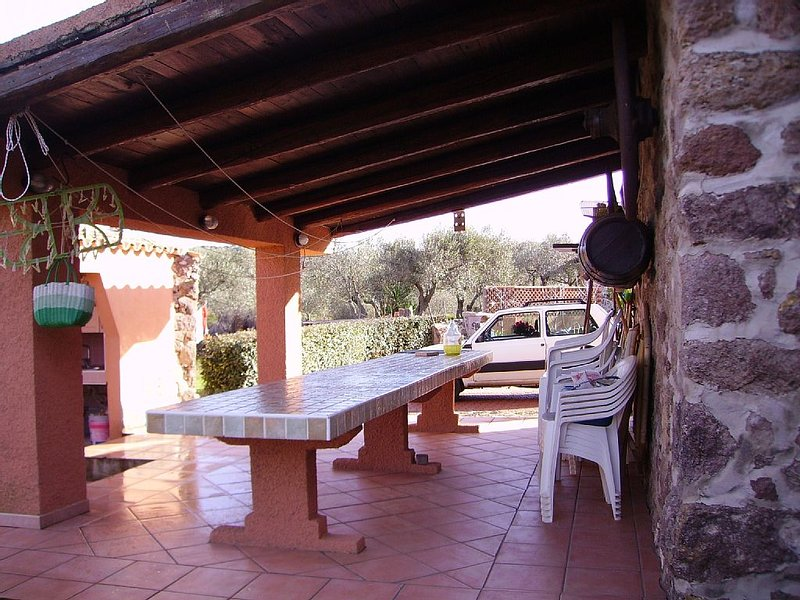 Ideal for your holidays in relaxation, holiday rental in Tempio Pausania
