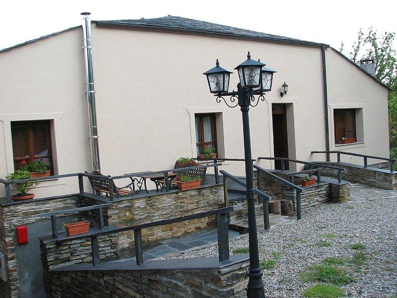 Apartamento 4 Casa da Bastida, location de vacances à Pol