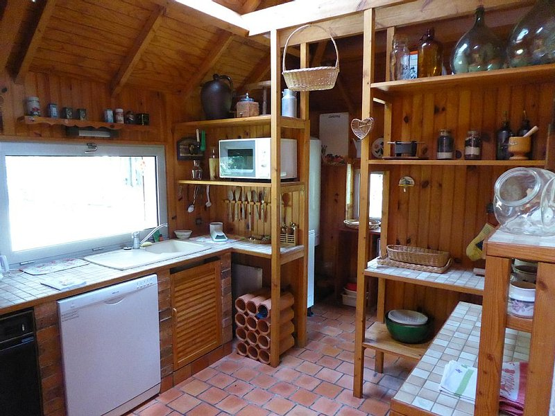 Charming in the heart of the Suisse Normande, vacation rental in La Foret-Auvray