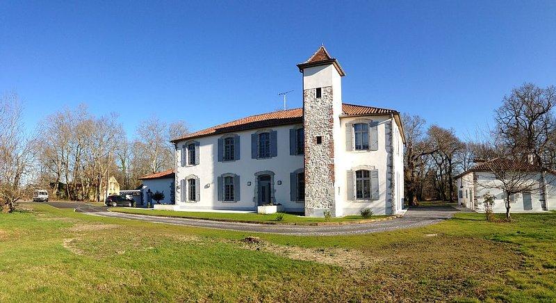 Chambre en Hôtel de Charme – semesterbostad i Saint-Paul-les-Dax
