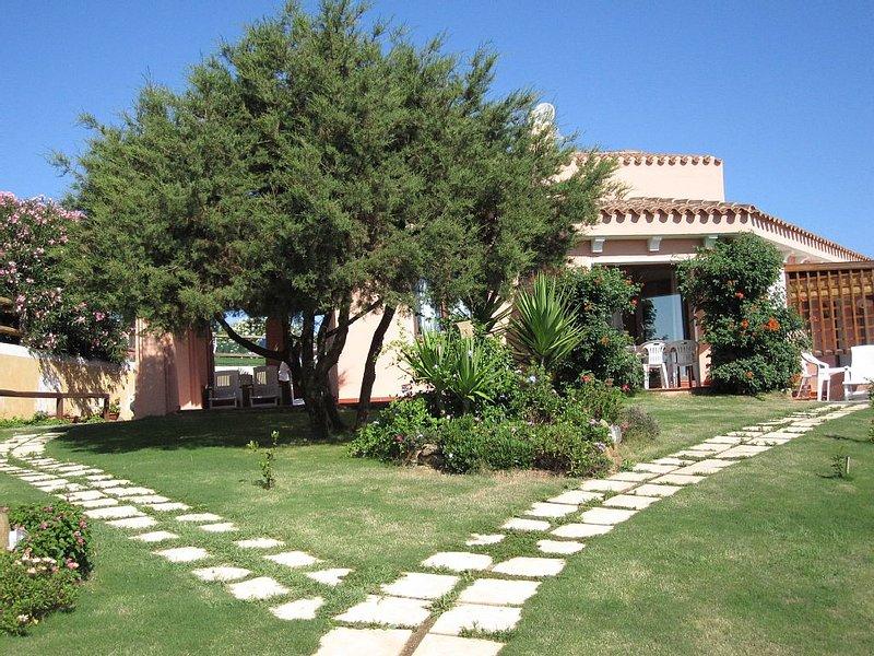 Villa Anna Stintino Country Paradise, vacation rental in Punta de su Torrione