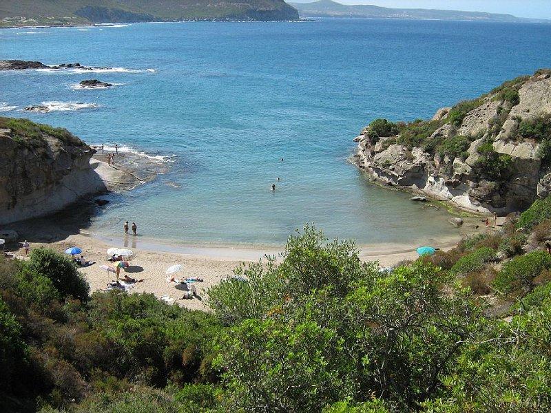 A near beach