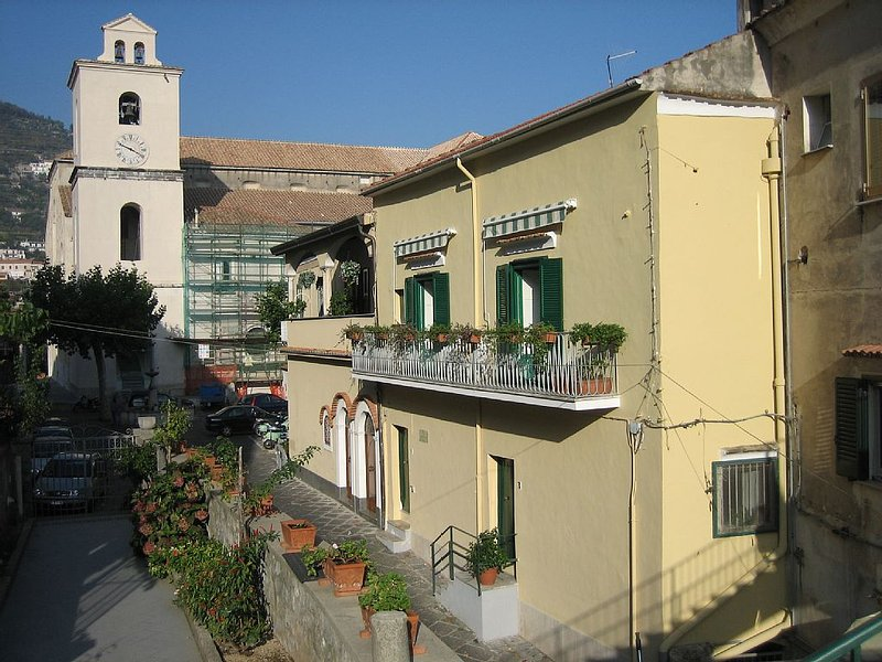 Family Frendly, Private Dinner At Home, Exclusive Cooking Classes, vakantiewoning in Ravello