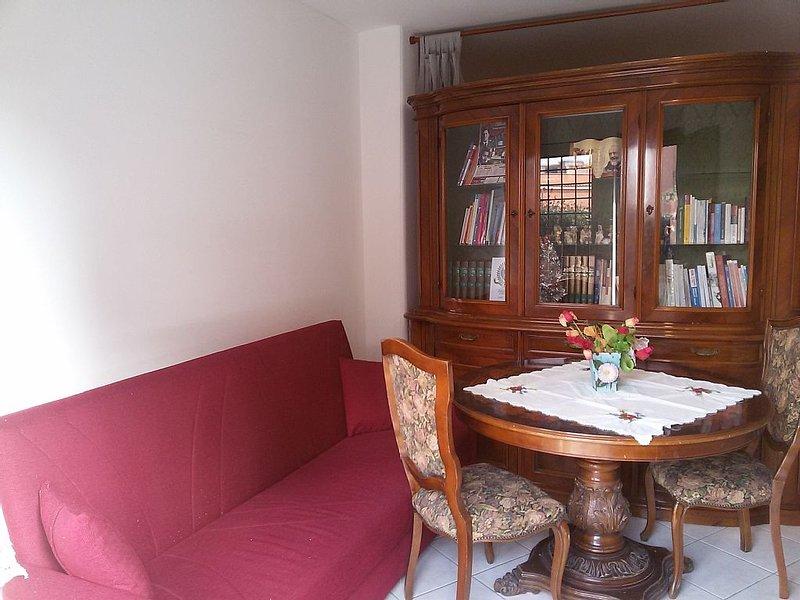 CASA VACANZA BRAVETTA HOUSE PAMPHILI ROMA, alquiler vacacional en Il Casaletto