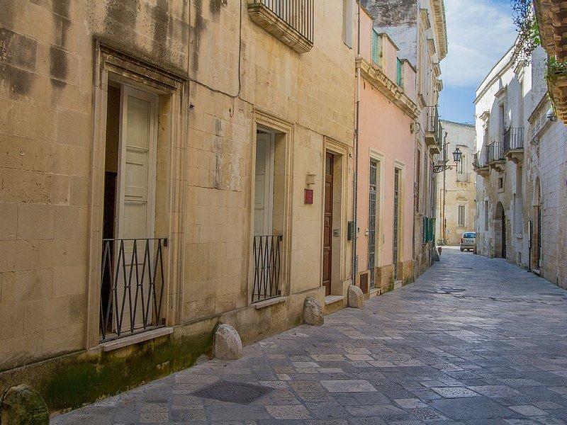 Monolocale in palazzo storico, aluguéis de temporada em Lecce