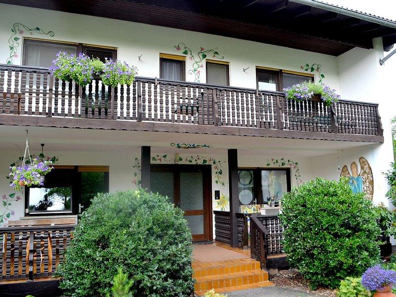 Apartment A-4 in Bayerische Spessart, holiday rental in Obernburg